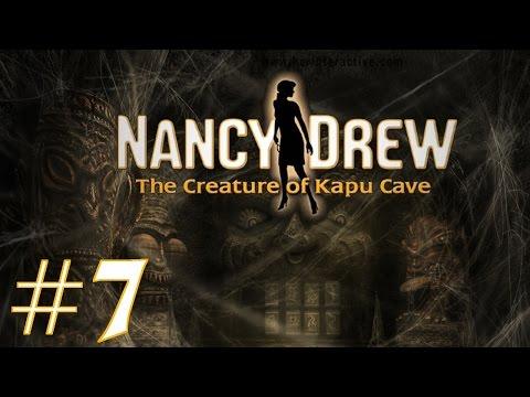 Nancy Drew: The Creature of Kapu Cave Walkthrough part 7