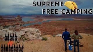 Most Scenic Camping: Alsтrom Utah