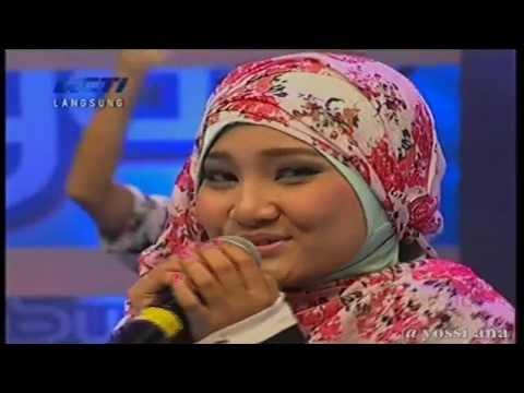 Dia Dia Dia -  Fatin Shidqia Lubis -  at DahSyat  16 November 2013