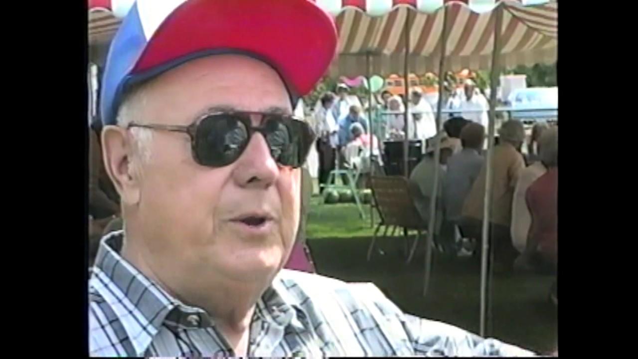 WGOH - Mooers Senior Citizens Party  8-13-92