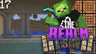Minecraft PE Realms SMP E17 - More Work! (MCPE 0.15.10 Multiplayer)