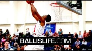 CRAZY Highlights 2012 Ballislife All American Game! Gabe York, Glenn Robinson III & More!