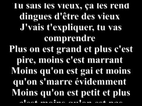 Paroles Pleur pas Boulou  Pierre Bachelet