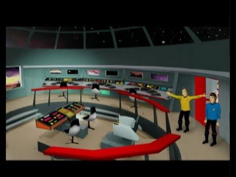 Star Trip - Animated Star Trek Parody