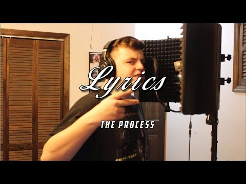 IAmTheRealAK -THE PROCESS (Official Lyrics)
