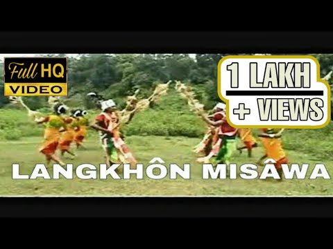 Langkhon Misawa | Tiwa Dance | Langkhon - A Tiwa Folk Dance Video Album | Tiwa tribe  | তিৱা জনজাতি