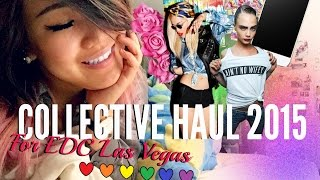 COLLECTIVE SUMMER HAUL 2015 | FOR EDC
