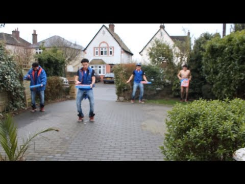 Harlem Shake | Dominos Delivery