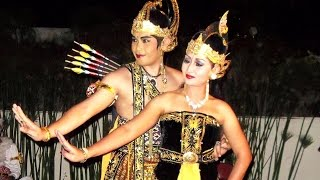 Tari KARONSIH - Javanese Classical Love Dance - Indonesia [HD]