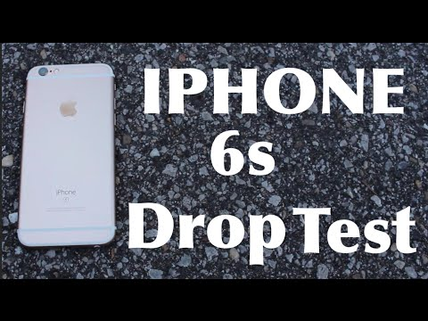 iphone drop test iphone 6s drop test shocking results 11808