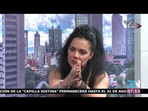 Entrevista Marki Silva -Yatana (Cantante)