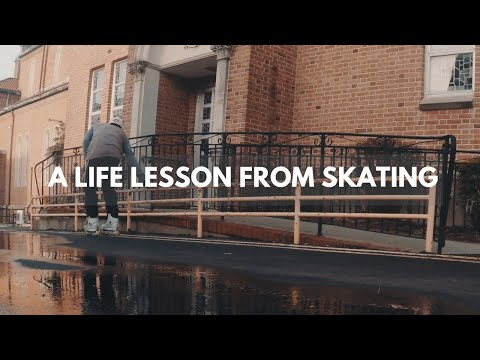 What I Learned From A Week Of Rollerblading // Vlog 9