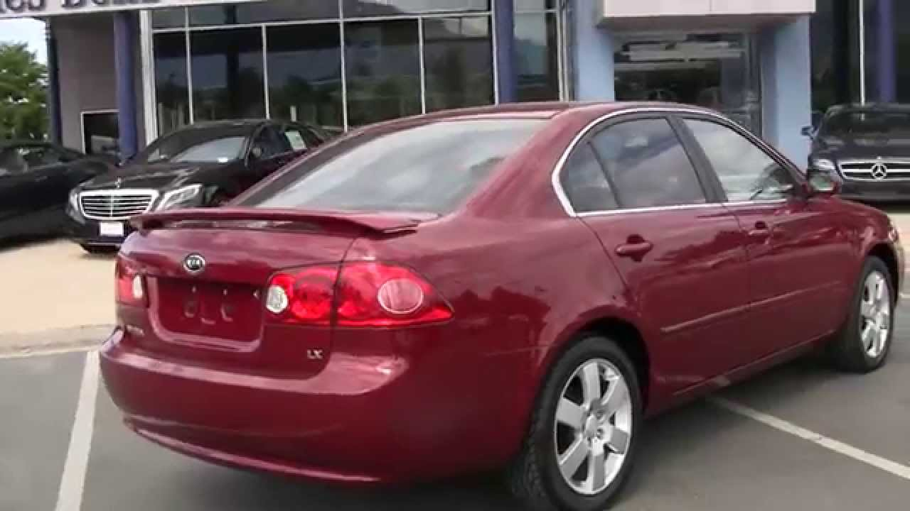 Eastern Shore Kia Kia 2008 Optima 85226602