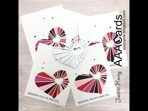 Bulk DIY Valentine's Day Cards