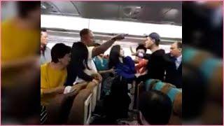 Perempuan mabuk bikin gaduh di pesawat garuda Indonesia - Hongkong.