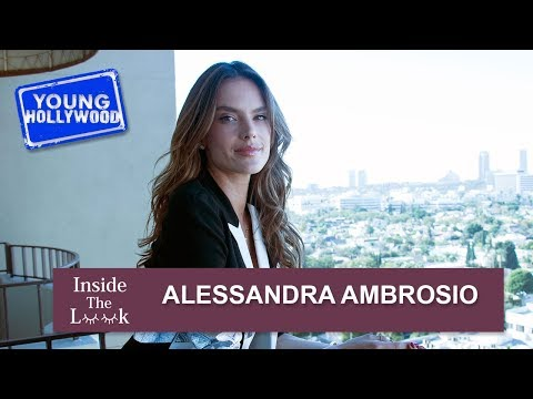 Alessandra Ambrosio: I Cheated on My Victoria's Secret Fashion Show Diet!