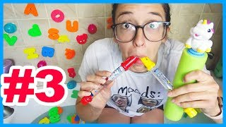 Trying Kids' Bathtub Toys #3!!!!!!!!!!!