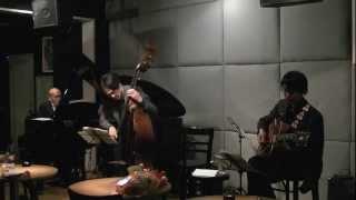 東京倶楽部(目黒) 2012.11.22 丸山薫 (Vo) http://kaoru-ja...