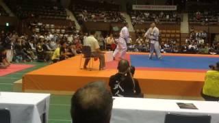 Masaki Fujii vs Hirokazu Koga 藤井将貴vs古賀裕和 決勝戦.