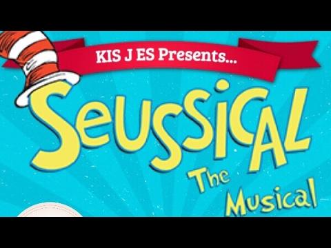 SEUSSICAL THE MUSICAL JR (LIVE) (Korea International School Jeju - Elementary)