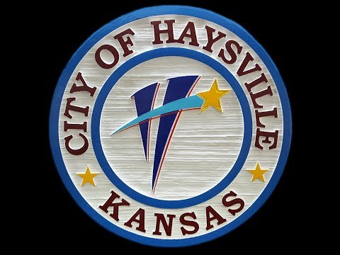 Haysville, KS - City Council Meeting - August 14, 2017