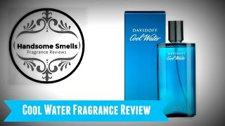 Davidoff Cool Water | Fragrance Review | Handsome Smells