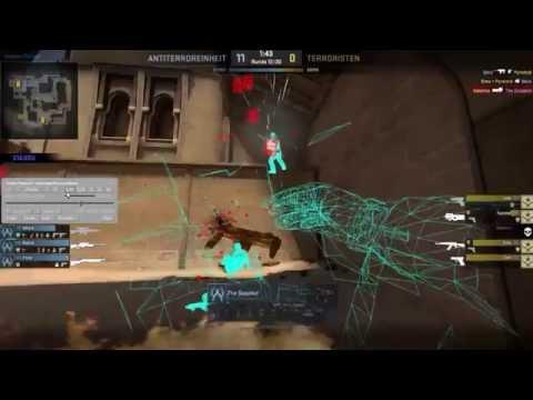 CSGO Overwatch | Triple Rage Hacker