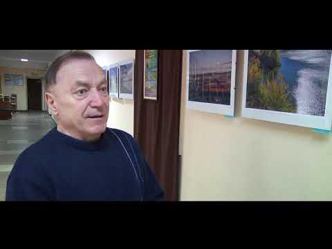 Телеканал UA: Житомир: Фотовиставка Віктора Одоміча «Неповторні барви України»