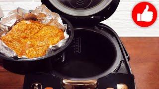 Неожиданно Вкусно и Просто! Рецепт блюда из мяса на пару в мультиварке на обед или ужин!