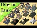 How to Tank  (War Thunder)