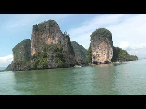 Thai 2010/20011 -Phang Nga- James Bond Island