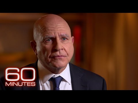 H.R. McMaster says Trump's Afghanistan policy makes U.S. less safe