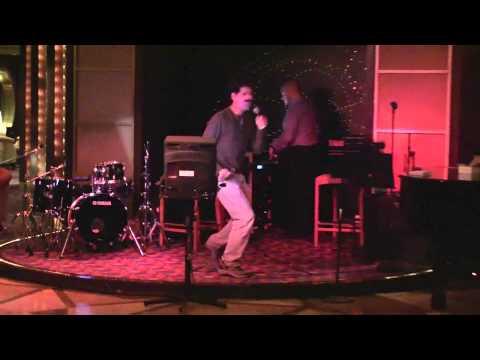 Borat Look-Alike Karaoke Fail