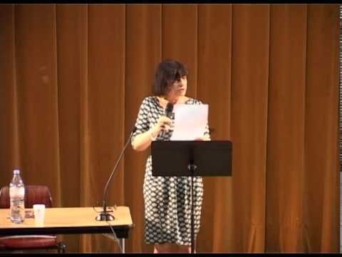 TPP2014 : Catherine Malabou, Performance and Power: An Interrogation