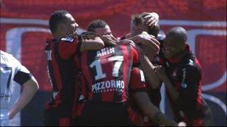OGC Nice - FC Sochaux-Montbéliard (3-0) - Le résumé (OGCN - FCSM) / 2012-13