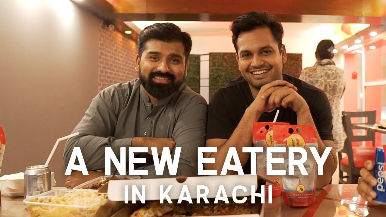 EMLY CHILLI : A NEW EATERY IN KARACHI