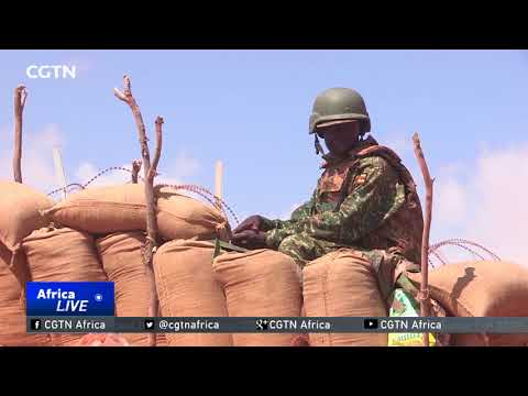 AU prepares Somalia to take charge of country's security