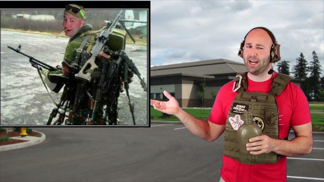 Soldier Locked In Armory when Safe door breaks! LIVE ON DNN