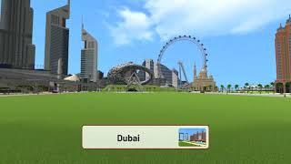 Sports Simulator   Cities Playable   Dubai