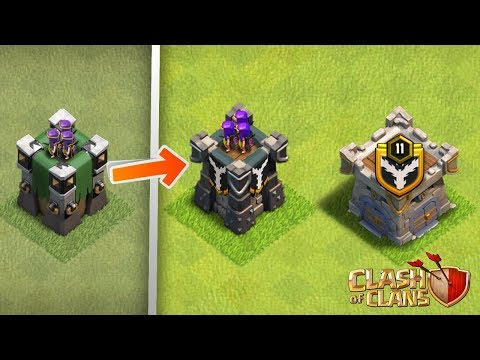 NEW Archer Tower Concept, NEGATIVE Loot Glitch & More TH12 Update News! | Clash of Clans