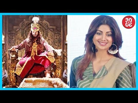 SLB Wants Solo Release For Padmavati, Shilpa Shetty Reacts On The Padmavati Controversy