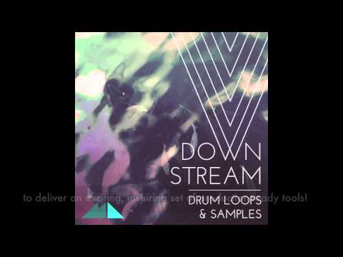 Downstream - Drum Loops & Samples Demo