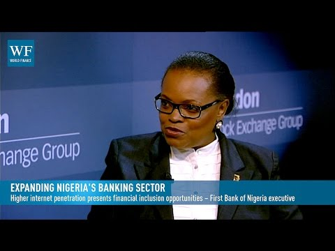 First Bank of Nigeria on African banking trends | World Finance Videos
