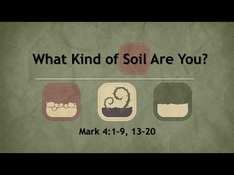 """What Kind of Soil Are You?"" - ""It Is Written"" #395-17"