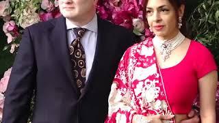 Sundar Pichai, Tony Blair, steel baron Lakshmi Mittal at Akash Ambani and Shloka Mehta Wedding