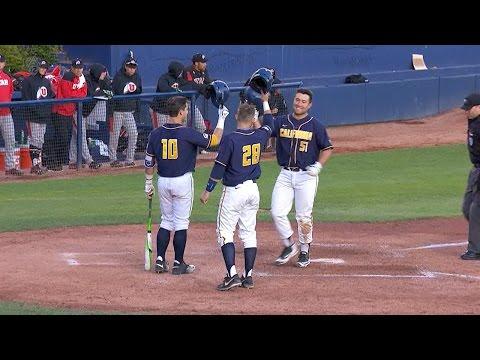 Recap: Cal Baseball's Bats Carry Them Past Utah