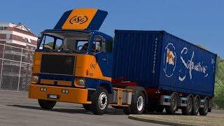 ETS 2: Volvo F88 by XBS v1 0 (1 31 x) v 1 4 2 Volvo Mod für