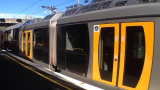 Sydney Trains Vlog 239: Waterfall