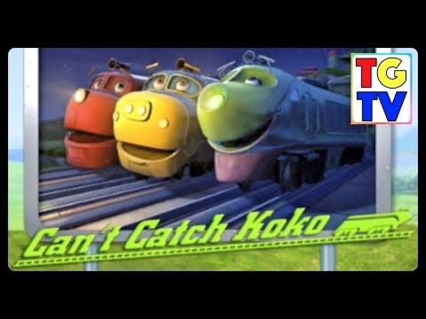 Chugginton Traintastic - Can't Catch KoKo