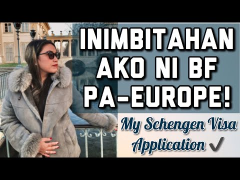 MY SCHENGEN VISA APPLICATION | Experience & Tips | Pinay sa Europe